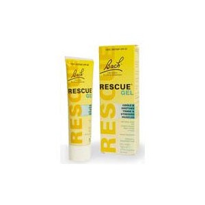 海外直送品Bach Flower Essences Rescue Gel, 30 Grams (Pack of 3)
