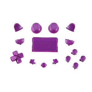 Sony PS4 Playstation 4 Full Button Set - Lilac