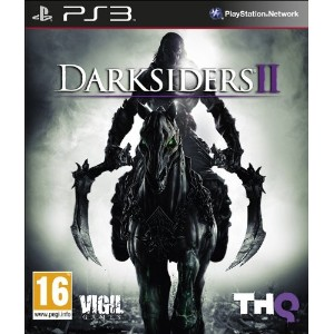 Darksiders II (PS3) (輸入版)
