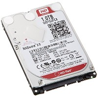 WESTERNDIGITAL 2.5インチ内蔵HDD 1TB SATA6.0Gb/s Intellipower 16MB 9.5mm厚 WD10JFCX