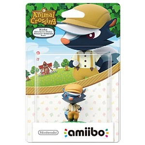 Amiibo Animal Crossing Kicks (Nintendo Wii U/3DS) (輸入版)