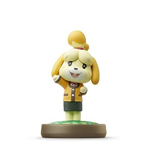Amiibo Isabelle Winter Outfit