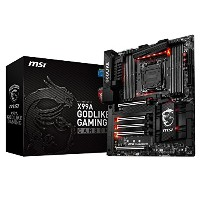 MSI X99A GODLIKE GAMING CARBON マザーボード MB3641