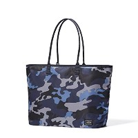 (ヘッド・ポーター) HEADPORTER JUNGLE TOTE BAG (M) DARK NAVY