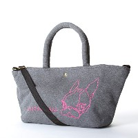 CB embroidery Tote/ トート/ M/ GY2