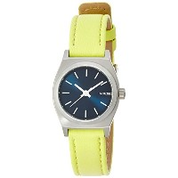 [ニクソン]NIXON SMALL TIME TELLER LE: NAVY/NEON YELLOW NA5092080-00 レディース 【正規輸入品】