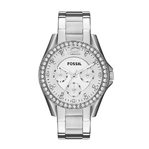 FOSSIL Riley Multifuntion Silver ES3202