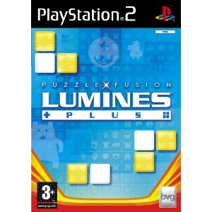 Lumines Plus (PS2) by Disney [並行輸入品]
