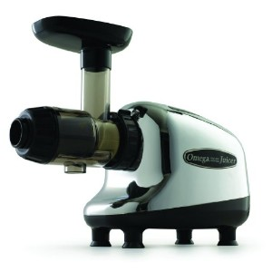 ★人気商品★ Omega J8005 オメガ ジューサー Nutrition Center Single-Gear Commercial Masticating Juicer [並行輸入]