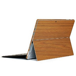 wraplus for Surface Pro / Pro 4 【オーク】 スキンシール 側面 背面 カバー フィルム 保護 ケース