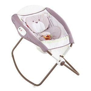 Fisher-Price My Little Snugabear Forest Edition Deluxe Newborn Rock 'N Play Sleeper by Fisher-Price