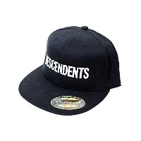 Descendents キャップ ディセンデンツ Embroidered Logo SST S/M