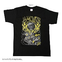 MAN WITH A MISSION HAKONORI Tシャツ(ブラック) (サイズXL)