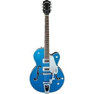 GRETSCH G5420T Electromatic Fairlane Blue Hollow Body Single-Cut with Bigsby エレキギター