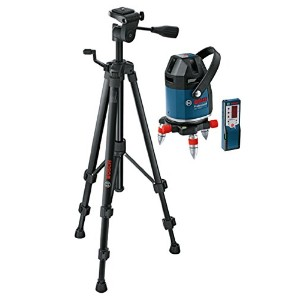 BOSCH(ボッシュ)電子整準方式 ・レーザー墨出し器+軽量三脚特別セット GLL8-40ELRJ【正規品】