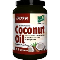 海外直送品Jarrow Formulas Oragnic Coconut Oil, 908 GRAMS