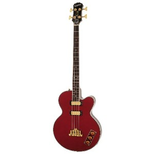 Epiphone エピフォン ベース Allen Woody Rumblekat Wine Red