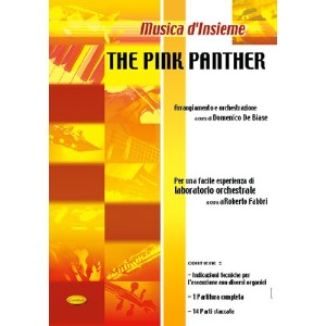 Henry Mancini: The Pink Panther / ヘンリー・マンシーニ: ピンク・パンサー 楽譜