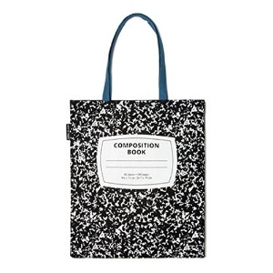 【Out of Print】 Composition Book Tote Bag