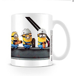 Despicable Me Mug Minions Skyscraper Lunch