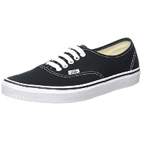 [バンズ] VANS VANS AUTHENTIC VN-OEE3BLK BLK/WHT (ブラック/ホワイト/US8)