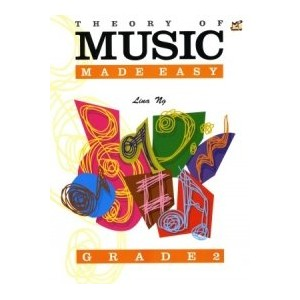 Méthodes et pédagogie FABER MUSIC NG LINA - THEORY OF MUSIC MADE EASY GRADE 2 - THEORY Théorie -...