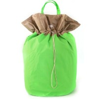 7A.M. ENFANT HAMPER BAG Neon Green