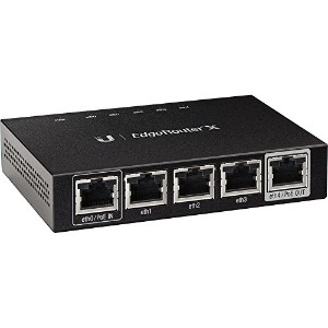 EdgeRouter X, 5-port