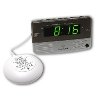 目覚まし時計 Alarm Clock with Super Shaker SB200ss (並行輸入品)