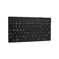 Cooper Cases(TM) Aurora Sony Xperia Tablet Z Wi-Fi ユニバーサル ワイヤレスBluetooth キーボード(ブラック)(Android...