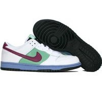 [ナイキ] NIKEレディーズ Women NI317813-161 Dunk Low -white 22.5CM (US 5.5)