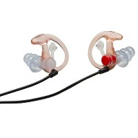 Surefire EP4 Sonic Defender Ear Protection ソニックディフェンダー 聴覚保護 耳栓 クリア (M)