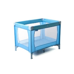 Red Kite Sleeptight Travel Cot (Blue)