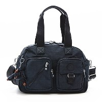 KIPLING(キプリング) ショルダーバッグ DEFEA NV K18217 MEDIUM SHOULDERBAG (WITH REMOVABLE SHOULDERST DAZZ TRUE...