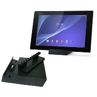 【LIHOULAI】Xperia Z3 Tablet Compact 卓上ホルダー Xperia Z3 Tablet Compact SGP612 充電器 Xperia Z3 Tablet...