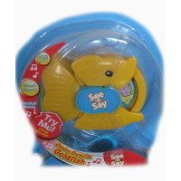 Fisher Price See 'N Say Junior Surprise Goldfish by Fisher-Price