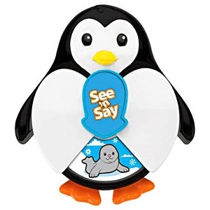 Fisher Price See 'N Say Junior Surprise Penguin by Fisher-Price