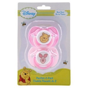 Disney Baby Pacifier Winnie the Pooh by Disney