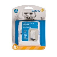 Safety 1st Double-Touch Plug 'N Outlet Covers by Safety 1st