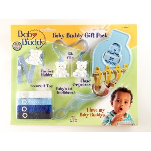 Baby Buddy Gift Pack, Blue by Baby Buddy