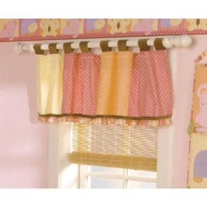 CoCalo Tropical Punch Window Valance by Cocalo