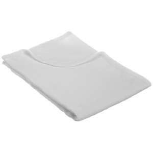 American Baby Company Full Size 30 X 40 - 100% Cotton Swaddle/Thermal Blanket, White by American...