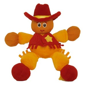 Giggle Toys Duke The Cowboy, Brown by Giggle Toys