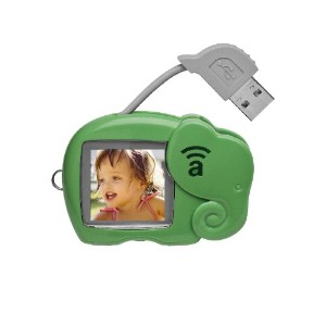 NEW 2009 AmberAlert.com Child ID Kit (Green) by Amber Alert
