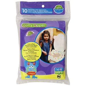 Neat Solutions Neat-Ware Potty Topper, 40-Count by Neat Solutions