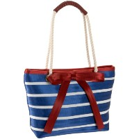 Bow Tide Rope Tote