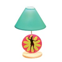 Room Magic Lamp, Flower Power by Room Magic