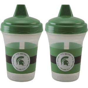 NCAA Michigan State Spartans Sippy Cup by Baby Fanatic