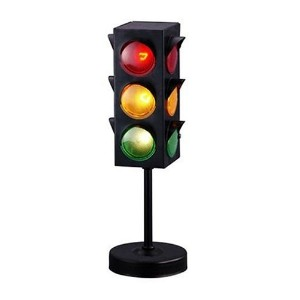 Traffic Light Lamp (Discontinued by Manufacturer) by Direct Mrkting Success Us Llc