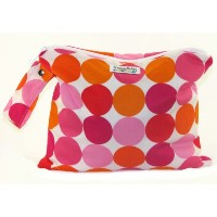 Snuggy Baby Sorbet Dot Wet Bag by Snuggy Baby
